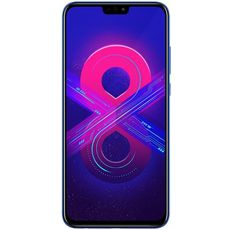 Huawei Honor 8X 64Gb+6Gb Dual LTE Blue - Цифрус