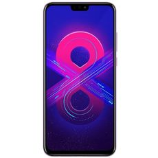 Honor 8X 128Gb+6Gb Dual LTE Pink