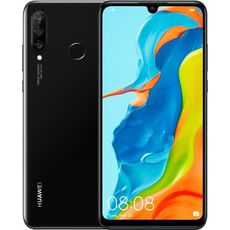 Huawei P30 Lite New Edition 256Gb+6Gb Dual LTE Black (РСТ)
