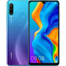 Huawei P30 Lite New Edition 256Gb+6Gb Dual LTE Blue (РСТ)