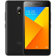 Itel A16 Plus Black (РСТ)