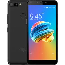 Itel A45 Midnight Black (РСТ)