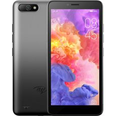 Itel A52 lite Shadow Black (РСТ)
