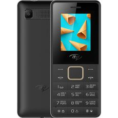 Itel it2160 Black (РСТ)