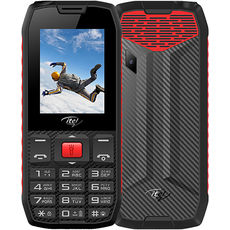 Itel it4510 Black Red (РСТ)