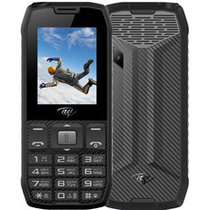Itel it4510 Black (РСТ)