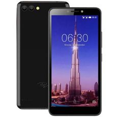 Itel P13 Plus Phantom Black (РСТ)
