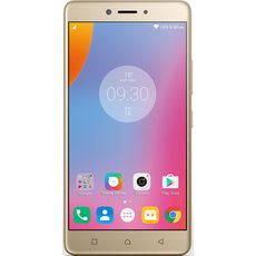 Lenovo K6 Note 32Gb+3Gb Dual LTE Gold - Цифрус