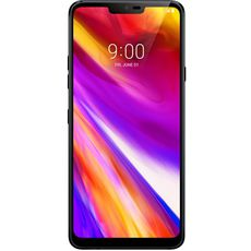 LG G7 ThinQ 128Gb Dual LTE Black - Цифрус