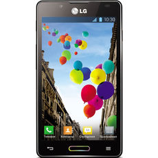 LG Optimus L7 II P710 Black