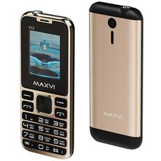 MAXVI X12 Metallic Gold (РСТ)