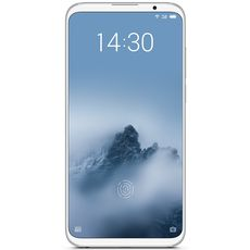 Meizu 16th 128Gb+8Gb Dual LTE White - Цифрус