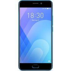 Meizu M6 Note 64Gb+4Gb Dual LTE Blue - Цифрус