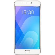 Meizu M6 Note 64Gb+4Gb Dual LTE Gold - Цифрус