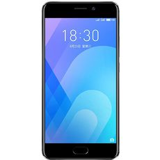 Meizu M6 Note 16Gb+3Gb Dual LTE Grey - Цифрус