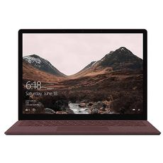 Microsoft Surface Laptop i5 8Gb 256Gb Burgundy - Цифрус