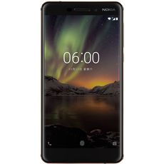 Nokia 6 (2018) 64Gb Dual LTE Black - Цифрус