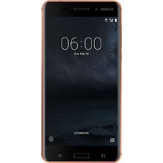 Nokia 6 64Gb Dual LTE Copper - Цифрус