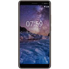 Nokia 7 Plus 64Gb+6Gb Dual LTE Black - Цифрус