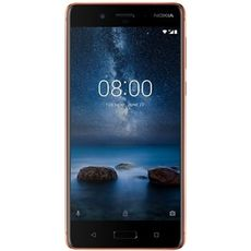 Nokia 8 64Gb Dual LTE Copper - Цифрус