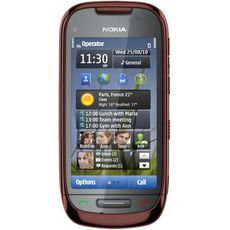 Nokia C7 Mahogany Brown