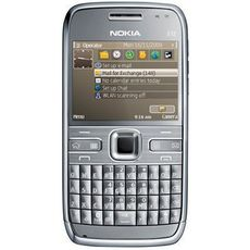 Nokia E72 Metal Grey