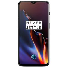 Oneplus 6T 128Gb+8Gb (Global) Dual LTE Mirror Black - Цифрус
