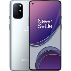 Oneplus 8T 128Gb+8Gb Dual 5G Silver (Global)