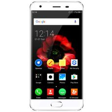 Oukitel K4000 Plus 16Gb+2Gb Dual LTE White