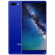 Oukitel Mix 2 64Gb+6Gb Dual LTE Blue - Цифрус