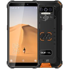 Oukitel WP5 32Gb+4Gb Dual LTE Black Orange
