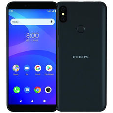 Philips S397 16Gb+2Gb Dual LTE Dark Grey (РСТ)