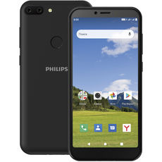 Philips S561 32Gb+3Gb Dual LTE Black (РСТ)