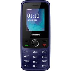 Philips Xenium E117 Blue (РСТ)
