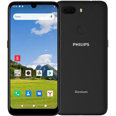 Philips Xenium S566 Black