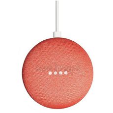 Купить Google Home Mini Orange