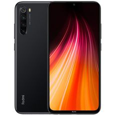 Xiaomi Redmi Note 8 (Global) 64Gb+4Gb Dual LTE Black