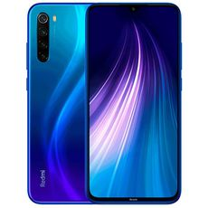 Xiaomi Redmi Note 8 (Global) 128Gb+4Gb Dual LTE Blue