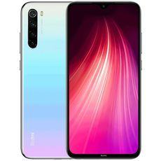 Xiaomi Redmi Note 8 (Global) 128Gb+4Gb Dual LTE White