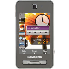 Samsung F480 Luxury Brown