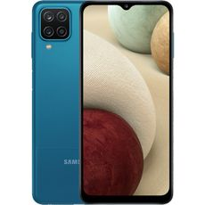 Samsung Galaxy A12 SM-A125F/DS 64Gb+4Gb Dual LTE Blue (РСТ)