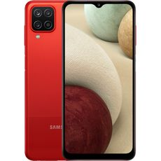 Samsung Galaxy A12 SM-A125F/DS 64Gb+4Gb Dual LTE Red (РСТ)