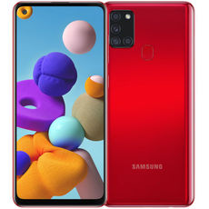 Samsung Galaxy A21S SM-A217F/DS 32Gb Dual LTE Red