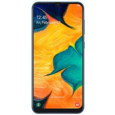 Samsung Galaxy A30 SM-A305F/DS 32Gb Dual LTE Blue (РСТ)