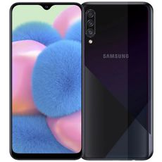 Samsung Galaxy A30s SM-A307F/DS 64Gb Black (РСТ)