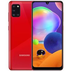 Samsung Galaxy A31 A315F/DS 64Gb Red (РСТ)