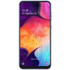 Samsung Galaxy A50 SM-A505F/DS 64Gb Dual LTE Blue (РСТ)