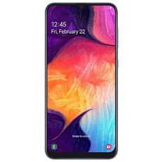 Samsung Galaxy A50 SM-A505F/DS 64Gb Dual LTE White (РСТ) - Цифрус
