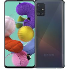 Samsung Galaxy A51 SM-A515F/DS 128Gb Black (РСТ)