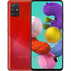 Samsung Galaxy A51 A515F/DS 64Gb Red (РСТ)
